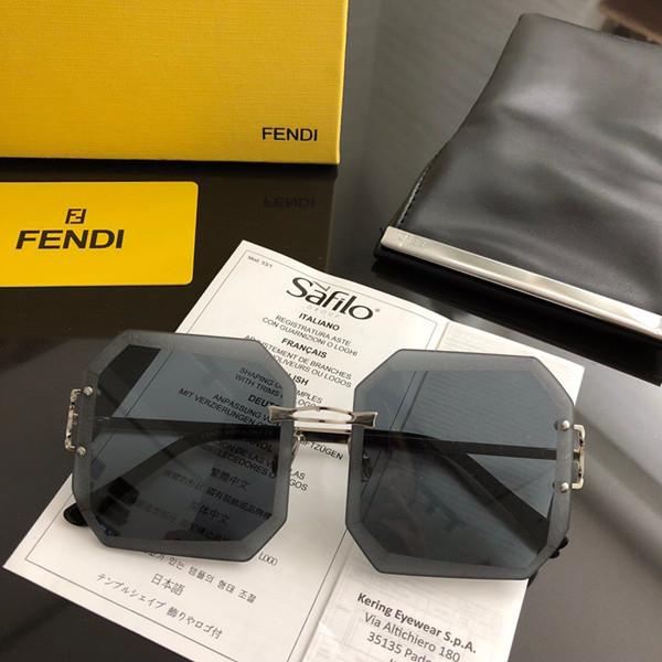 芬迪眼镜正品价...