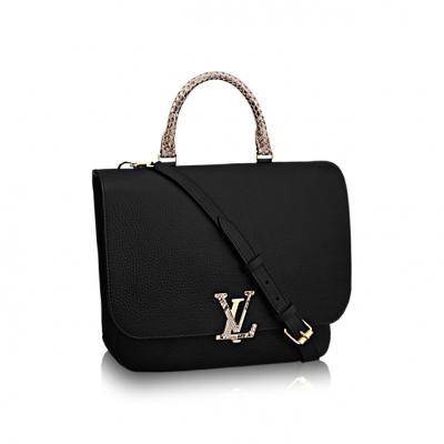 Louis Vuitton 路易威登 纯原单 N92929 VOLTA 手袋 黑色 MB